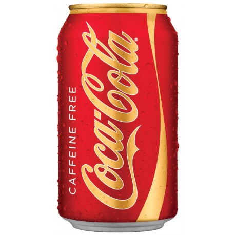 Coca Cola Caffeine Free