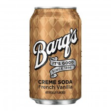 Barq's - Cream Soda French Vanilla
