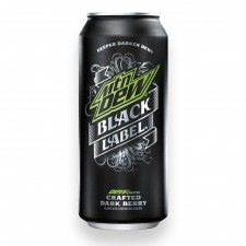 Mountain Dew - Black Label
