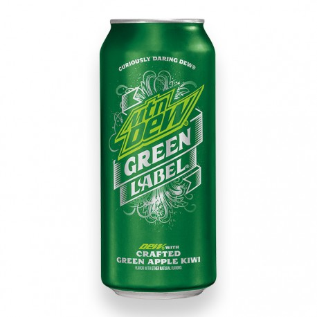 Mountain Dew - Green Label