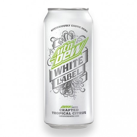 Mountain Dew - White Label