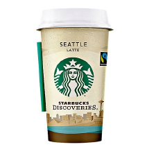 Starbucks - Seattle Latte