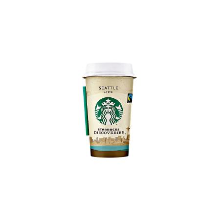 Starbucks - Seattle Latte