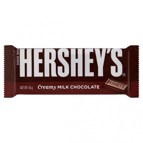 Hershey's - Creamy Milk Chocolate