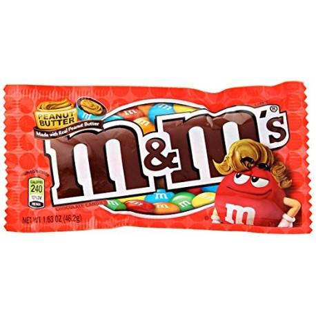 M&M's - Peanut Butter