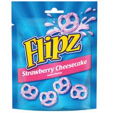 Flipz - Strawberry cheesecake
