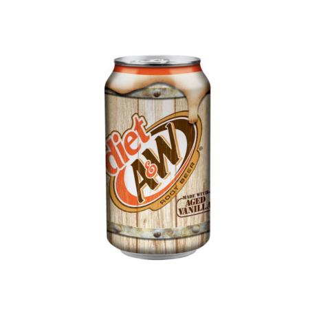 A&W Root Beer Diet